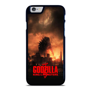 GODZILLA THE KING OF MONSTER iPhone 6 / 6S hoesje