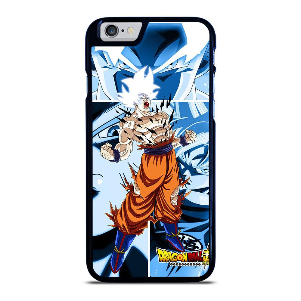 GOKU DRAGON BALL ULTRA INSTINCT iPhone 6 / 6S hoesje