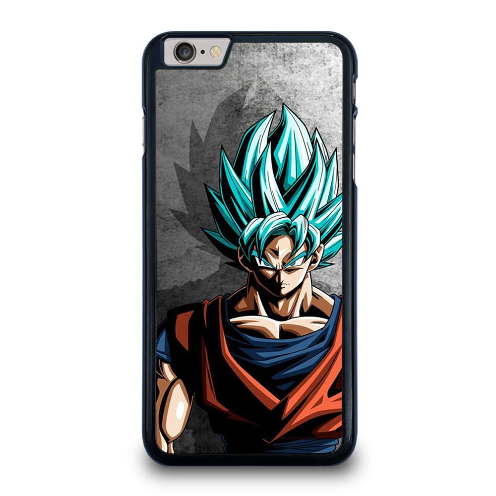 GOKU SAIYAN BLUE DRAGON BALL iPhone 6 / 6S Plus Hoesje