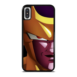 GOLDEN FRIEZA DRAGON BALL FACE iPhone X / XS Hoesje