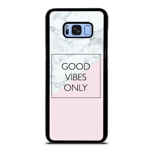 GOOD VIBES ONLY MARBLE Samsung Galaxy S8 Plus Hoesje,samsung galaxy s8  hoesje samsung galaxy s8 plus hoesje,GOOD VIBES ONLY MARBLE Samsung Galaxy S8 Plus Hoesje