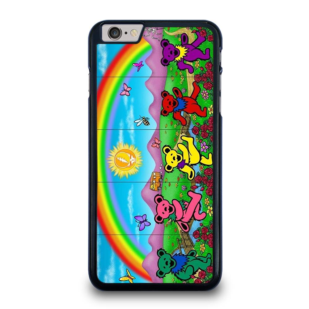 GRATEFUL DEAD DANCING BEARS iPhone 6 / 6S Plus Hoesje