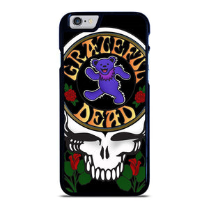GRATEFUL DEAD FLORAL iPhone 6 / 6S Hoesje