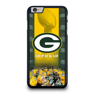 GREEN BAY PACKERS GO PACK GO iPhone 6 / 6S Plus Hoesje