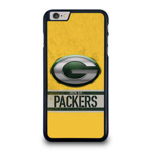 GREEN BAY PACKERS LOGO FOOTBALL iPhone 6 / 6S Plus Hoesje
