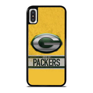 GREEN BAY PACKERS LOGO FOOTBALL iPhone X / XS Hoesje