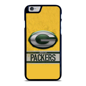 GREEN BAY PACKERS LOGO FOOTBALL iPhone 6 / 6S hoesje - goedhoesje