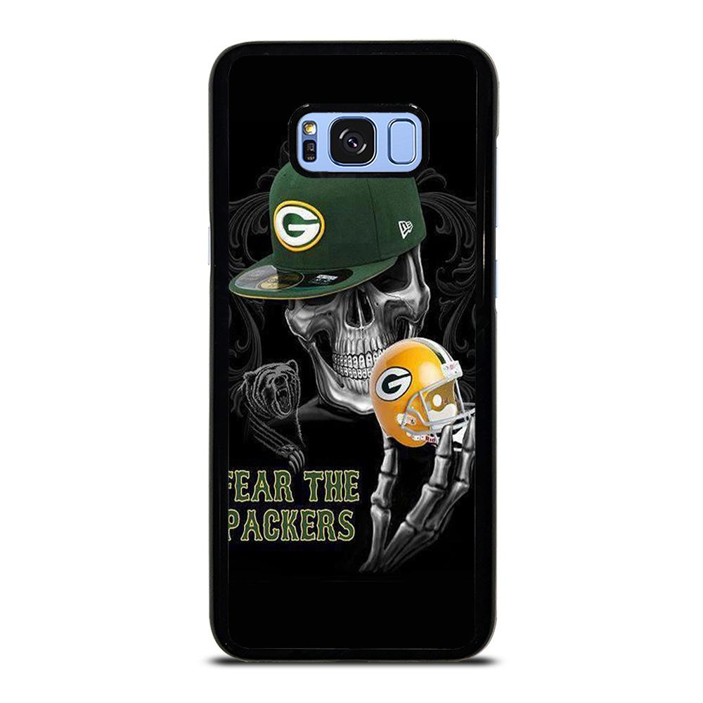 GREEN BAY PACKERS SKULL Samsung Galaxy S8 Plus Hoesje,hoesje s8 plus s8 plus hoesje leder,GREEN BAY PACKERS SKULL Samsung Galaxy S8 Plus Hoesje