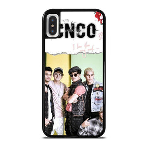 GROUP CNCO iPhone X / XS Hoesje