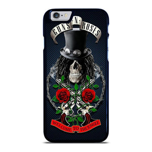 GUNS N ROSES GROUP ROCK BAND iPhone 6 / 6S hoesje