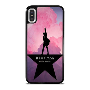 HAMILTON AN AMERICAN MUSICAL iPhone X / XS Hoesje