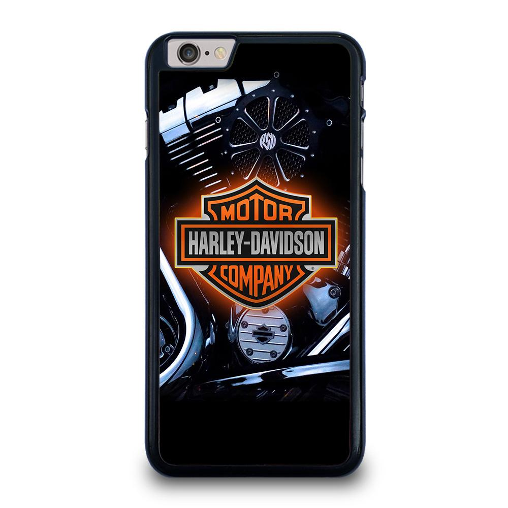 HARLEY DAVIDSON MOTORCYCLE ICON 2 iPhone 6 / 6S Plus Hoesje