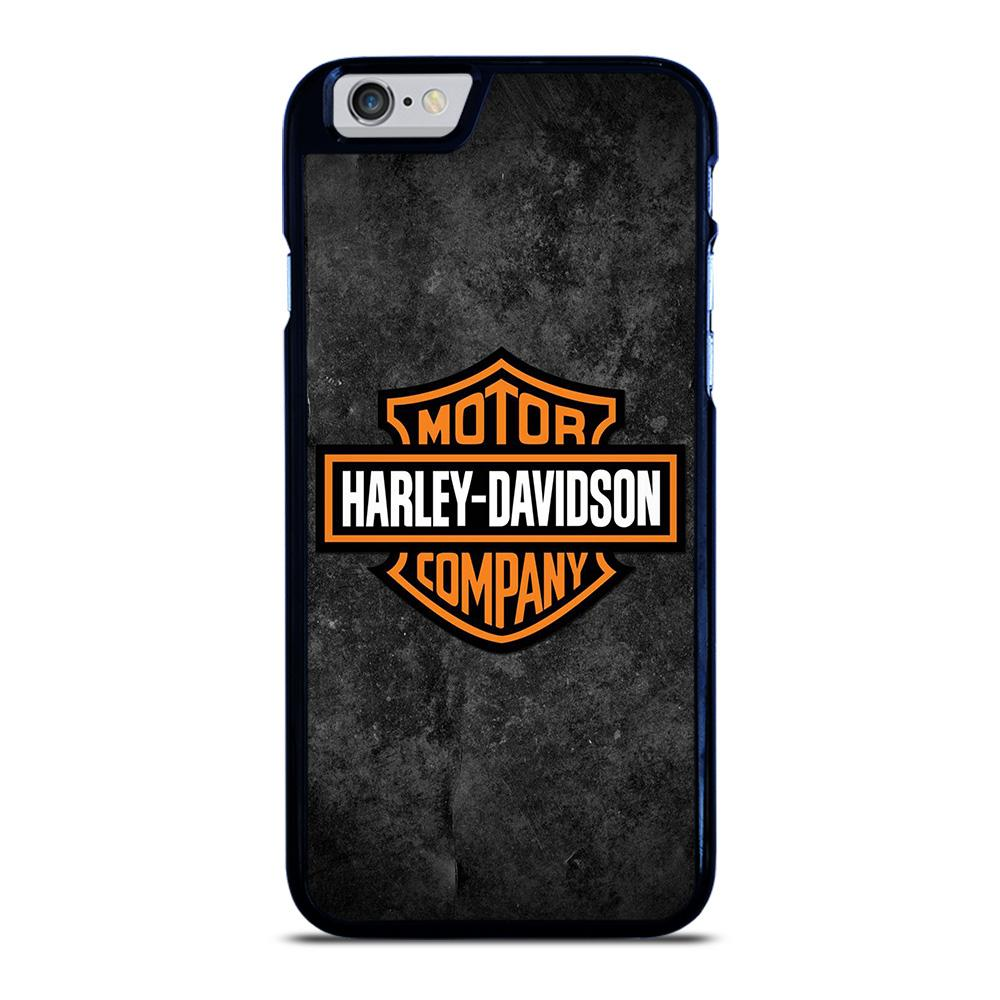 HARLEY DAVIDSON MOTORCYCLE ICON iPhone 6 / 6S hoesje