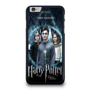 HARRY POTTER AND DEATHLY HALLOWS iPhone 6 / 6S Plus Hoesje