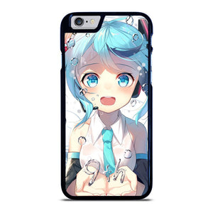HATSUNE MIKU ANIME CUTE iPhone 6 / 6S hoesje