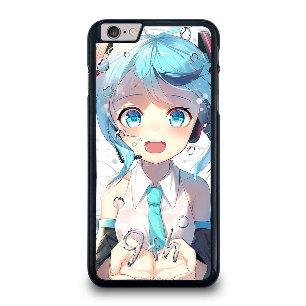 HATSUNE MIKU ANIME CUTE iPhone 6 / 6S Plus Hoesje