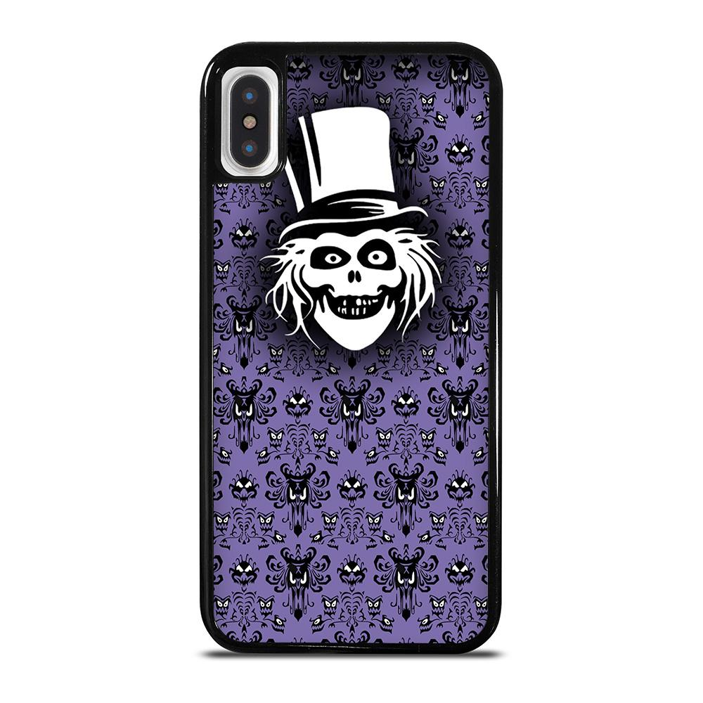 HAUNTED MANSION GHOST iPhone X / XS Hoesje