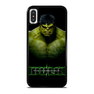 INCRDIBLE HULK  MARVEL iPhone X / XS Hoesje
