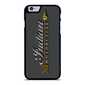 INDIAN MOTORCYCLE LOGO EMBLEM iPhone 6 / 6S hoesje