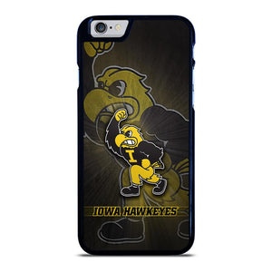IOWA HAWKEYES MASCOT iPhone 6 / 6S hoesje