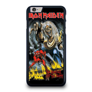 IRON MAIDEN THE NUMBER OF THE BEAST iPhone 6 / 6S Plus Hoesje