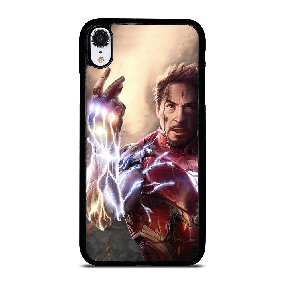 IRON MAN AVENGERS SNAP iPhone XR Hoesje,iphone xr hoesje hardcase iphone xr hoesje kopen,IRON MAN AVENGERS SNAP iPhone XR Hoesje
