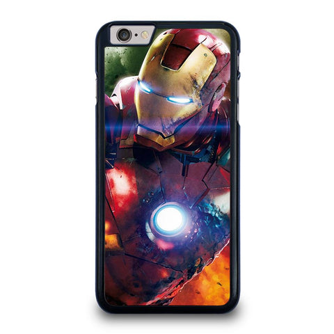 IRON MAN MARVEL iPhone 6 / 6S Plus Hoesje