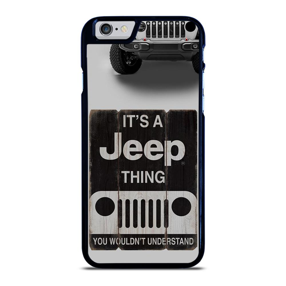 IT'S A JEEP THING iPhone 6 / 6S hoesje