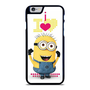 I LOVE MINION iPhone 6 / 6S hoesje