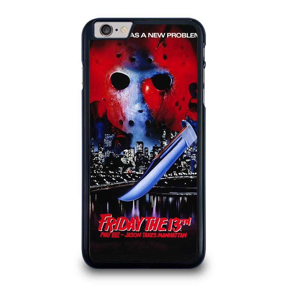 JASON FRIDAY THE 13TH HORROR MOVIE iPhone 6 / 6S Plus Hoesje