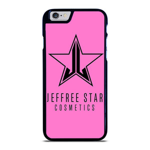 JEFFREE STAR PINK LOGO iPhone 6 / 6S hoesje