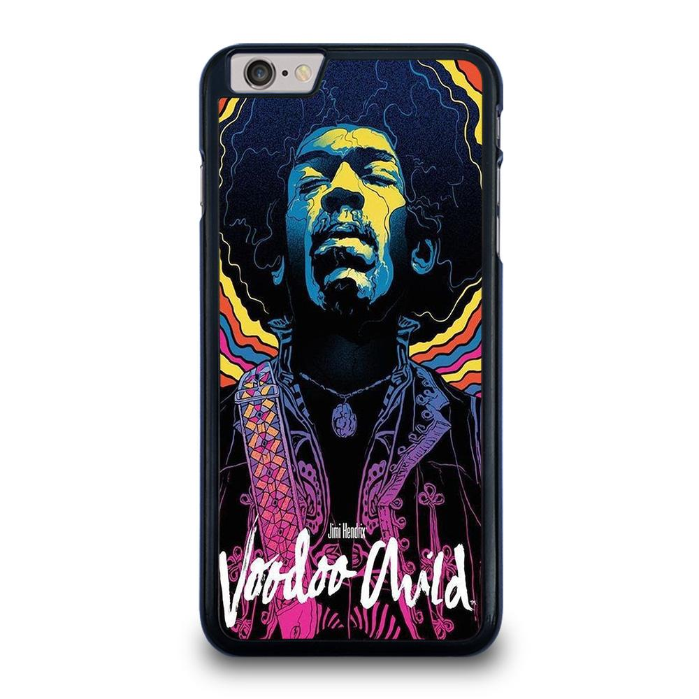 JIMI HENDRIX ART iPhone 6 / 6S Plus Hoesje