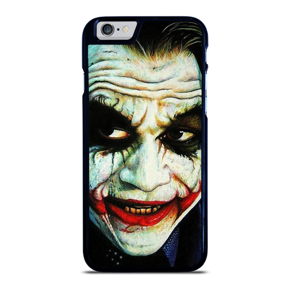 JOKER HEATH LEDGER iPhone 6 / 6S Hoesje - goedhoesje
