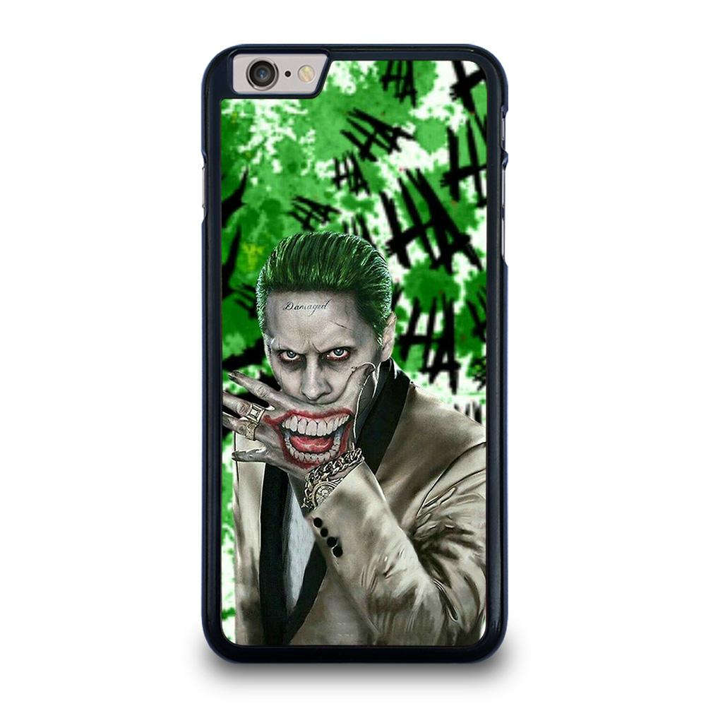 JOKER JARED LETO DC iPhone 6 / 6S Plus Hoesje