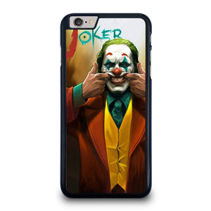 JOKER JOAQUIN PHOENIX SMILE iPhone 6 / 6S Plus Hoesje