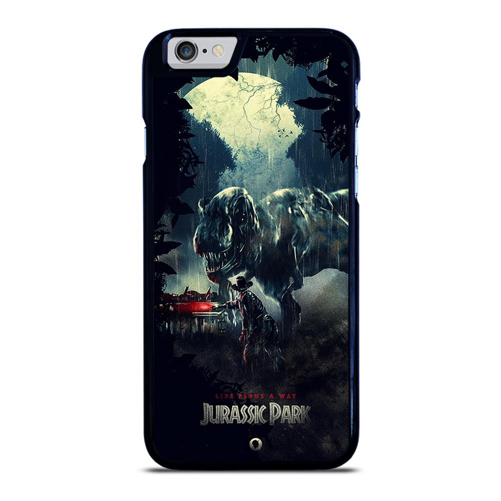 JURASSIC PARK POSTER iPhone 6 / 6S hoesje