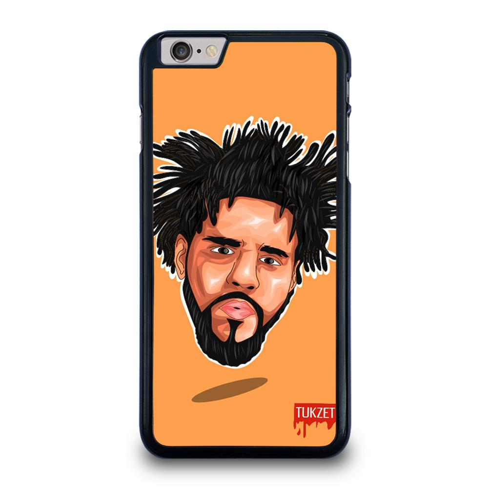 J COLE ART iPhone 6 / 6S Plus Hoesje