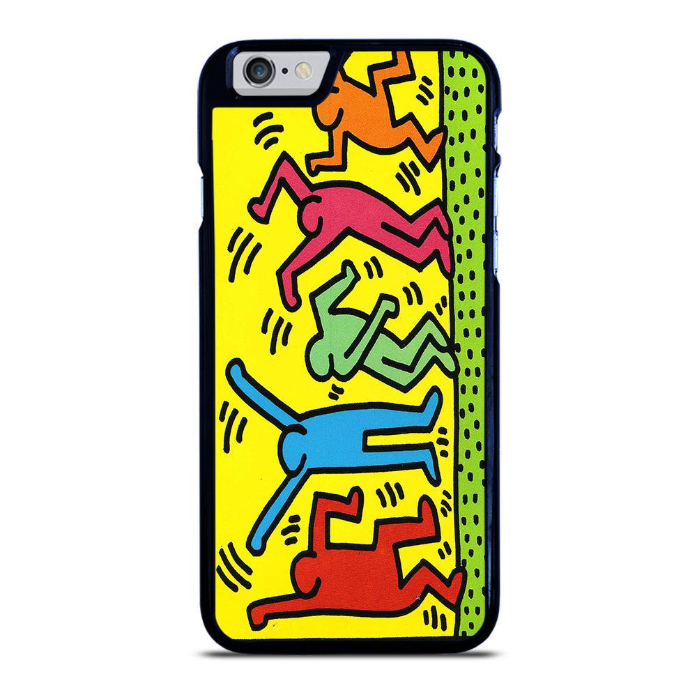 KEITH HARING ART iPhone 6 / 6S hoesje