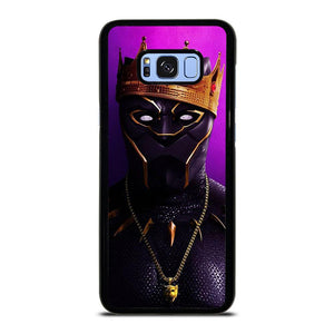 KING BLACK PANTHER Samsung Galaxy S8 Plus Hoesje,samsung s8 plus hoesje origineel aansteker hoesje s8 ,KING BLACK PANTHER Samsung Galaxy S8 Plus Hoesje