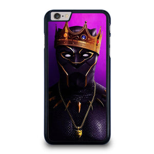 KING BLACK PANTHER iPhone 6 / 6S Plus Hoesje