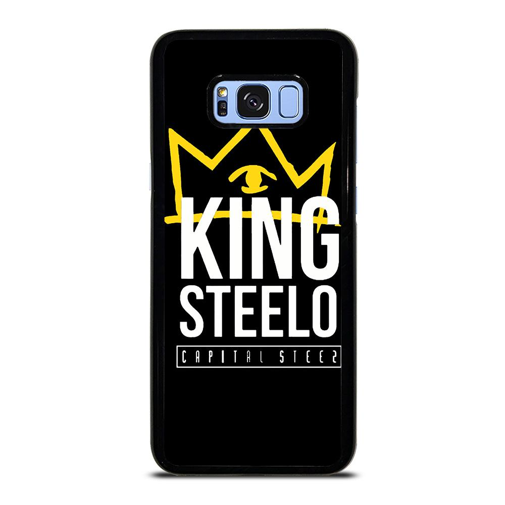 KING STEELO CAPITAL STEEZ LOGO Samsung Galaxy S8 Plus Hoesje,samsung galaxy s8 plus hoesje galaxy s8 plus hoesje,KING STEELO CAPITAL STEEZ LOGO Samsung Galaxy S8 Plus Hoesje