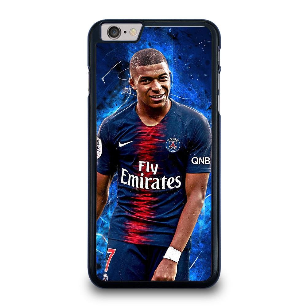 KYLIAN MBAPPE PARIS SAINT GERMAIN iPhone 6 / 6S Plus Hoesje