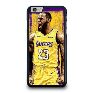 LEBRON JAMES LA LAKERSART iPhone 6 / 6S Plus Hoesje