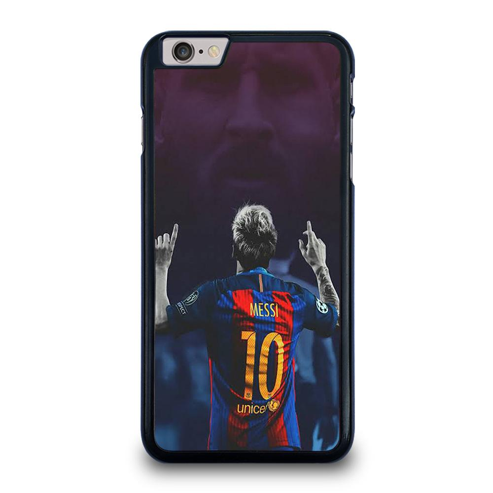 LIONEL MESSI BARCA iPhone 6 / 6S Plus Hoesje