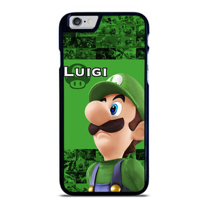LUIGI SUPER MARIO iPhone 6 / 6S hoesje