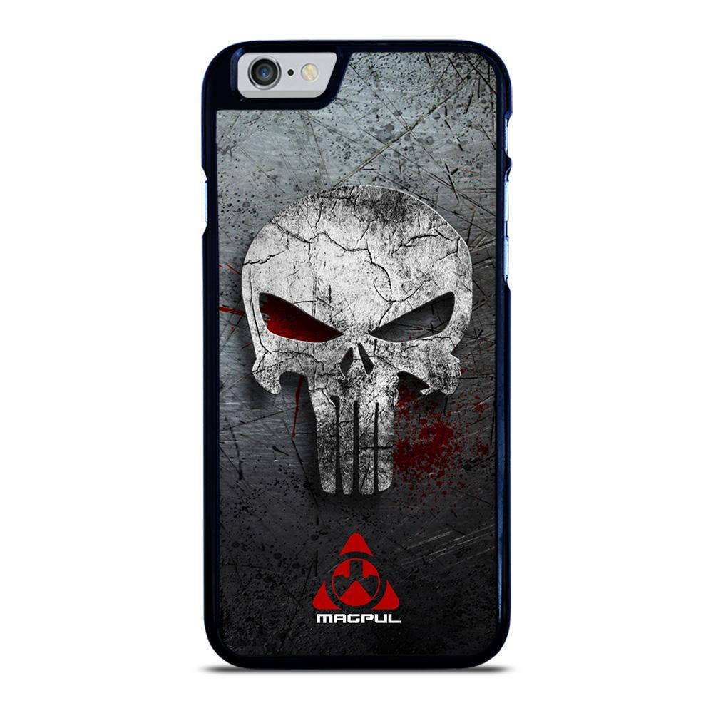 MAGPUL PUNISHER METAL LOGO iPhone 6 / 6S Hoesje