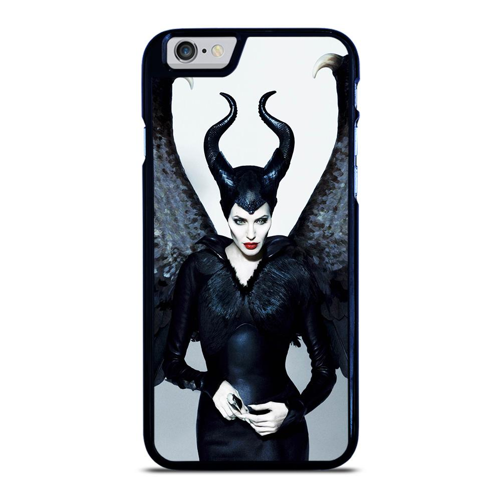 MALEFICENT ANGELINA JOLIE DISNEY iPhone 6 / 6S Hoesje - goedhoesje