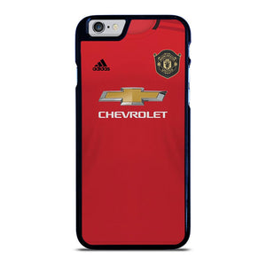 MANCHESTER UNITED NEW JERSEY iPhone 6 / 6S hoesje