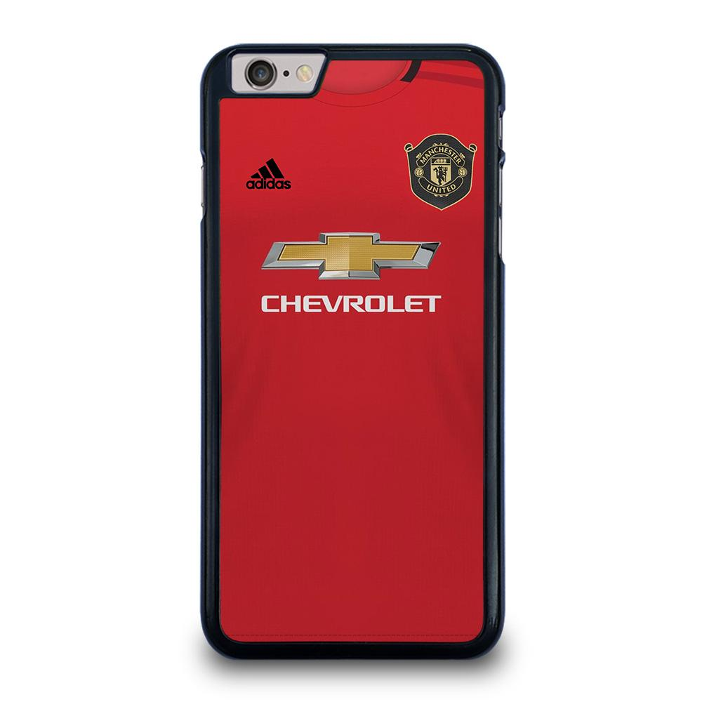 MANCHESTER UNITED NEW JERSEY iPhone 6 / 6S Plus Hoesje