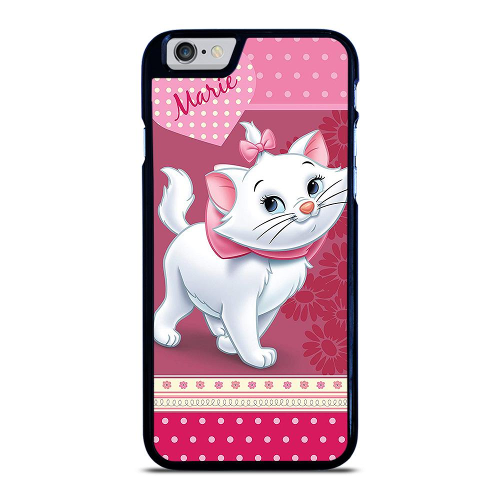 MARIE THE ARISTOCATS CAT iPhone 6 / 6S hoesje